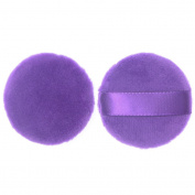 Binmer(TM) 1PC Round-shape Pro Beauty Flawless Super Soft Sponge Makeup Foundation Puff