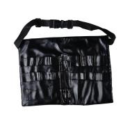 Sagton Professional Makeup Brush Bag Aprons Case Portable Artists Belt Strap Cosmetic Brush Holder Organiser
