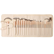 Toraway Pro 24PCS Pro Makeup Brushes Set Cosmetic Complete Eye Kit