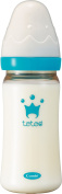 Combi TETEO Wide-neck Feeding Bottle PPSU 240ml