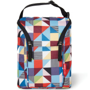 Skip Hop Grab & Go Prism Double Bottle Bag, Multi