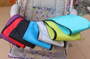 DoTebpa 2pcs Baby Children Stroller Handrail Removable Easy Cleaning Armrest Cover-stroller accessories