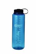 NALGENE Everyday Tritan SILO Wide Mouth Travel Water Bottle - 1420ml - Blue w/Black Cap