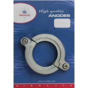 Osculati 43.546.01 - Openable zinc leg anode SD20_SD50