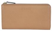 Gucci Women's Leather Zip Around Wallet