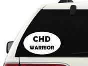 T1103 CHD WARRIOR DECAL STICKER