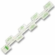 Quick Points 5.1cm Rectangles On Edge Ruler