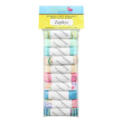 Zephyr 10yd Sample Multi Pack - FOE Grab Bag - 1.6cm Fold Over Elastic