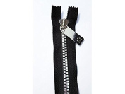 Sisters Common Thread Zipper 41cm Blk Tape Nickel
