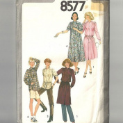 Simplicity # 8577 Misses Dress, Tunic Sewing Pattern Size