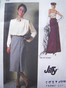 Simplicity # 9113 Wrap Skirt Midi Maxi Sewing Pattern Size