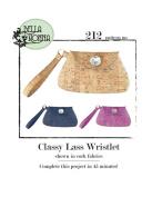 Classy Lass Wristlet Sewing Pattern