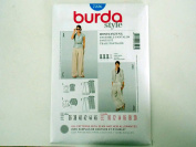 BURDA PANTSUIT SEWING PATTERN MISSES' SEMI FITTED # 7226 SIZES 10 THRU 20 ##collectiblemaster