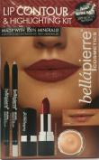 Bella Pierre Lip Contour & Highlighting Kit - Natural