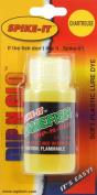 Spike-It 02001 Dip-N-Glo Gamefish, Chartreuse Worm Dye