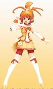 Smile Pretty Cure! S.H.Figuarts cure Sunny