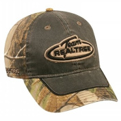 Mossy Oak Team Realtree Xtra Green with Pigment Dyed Twill Front Cap