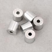100 Dakotaline 3/32nd Aluminium Stops
