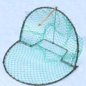 "12"" Bird, Pigeon, Quail Humane Live Trap Hunting Bird Trap, With Trap Installation Instruction"