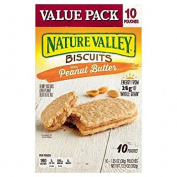 Nature Valley Biscuits VP Peanut Butter 400ml