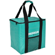 IHOMAGIC 22L Insulated Cooler Bag, Collapsible Picnic Basket - Great for Picnics, Camping, Hiking, Shopping