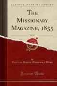 The Missionary Magazine, 1855, Vol. 35