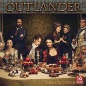 Outlander 2018 Wall Calendar