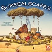 Surrealscapes 2018 Wall Calendar