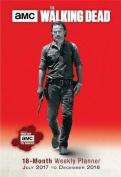 The AMC Walking Dead 2018 Weekly Planner