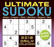 Ultimate Sudoku 2018 Daily Calendar