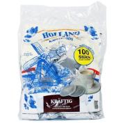 Holland Koffiepads Dark Roast - 100 pads