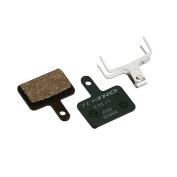 2 Sets High Performance Tektro Disc Pad Metal Ceramic Compound E10.11