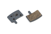 PAIR SELCOF SEMI METALLIC DISC BRAKE PADS FOR HAYES STROKER TRAIL, REPLACEMENT, S-232