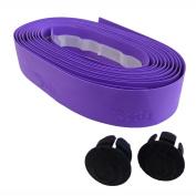 Purple DEDA Bike Handlebar Padded cycle Bar Tape Bishop Violet