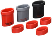 Look Elastomer and Spacer Kit for E-Post (3 x Elastomers and Inner, Outer Spacers) DTAC/0 266 785