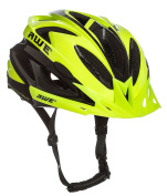 AWE® AWEAirTM FREE 5 YEAR CRASH REPLACEMENT* In Mould Adult Mens Cycling Helmet 58-61cm Neon