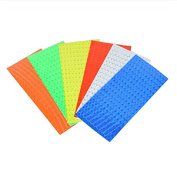 SwirlColor 48 Stripes 6 Colours Fluorescent MTB Bike Bicycle Wheel Rim Reflective Stickers Cycling Reflective Tape Decal