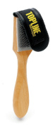 Shoe Brush With Velour Protector For Ballroom Latin Salsa Dance Shoes By Topline Katz Dancewear