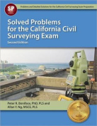 Solved Problems for the California Civil Surveying Exam