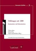 Stiftungen Seit 1800 [GER]