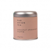 Par Avion Tea in Mini Artisan Tin, Coconut Chocolate Truffle