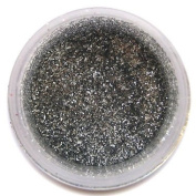 American Silver - Disco Dust - 5 Grammes - Baking and Decorating Lustre Dusts from Bakell