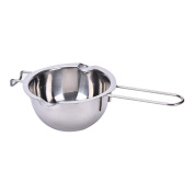 Buytra Stainless Steel Universal Double Boiler, Baking Tools, Melting Pot for Chocolate Candy Butter Cheese Caramel