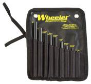 Wheeler Engineering Roll Pin Starter Punch Set