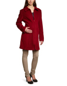 Mamaponcho tm102-mrot Baby Wearing Coat for all Baby Slings - M - Red