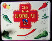 Tin Lunch Box - Chile Heads Survival Kit