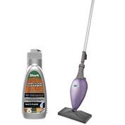 Shark Steam Mop, S3101 with Shark 590ml Hard Floor Cleanser RU820
