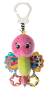 Playgro Activity Friend Swish The Seahorse for baby, infant or toddler, Multi