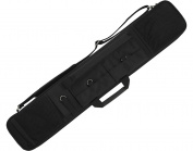 Action Brand ACSC11 2X3 Soft Nylon Pool/Billiard Cue Case - Black