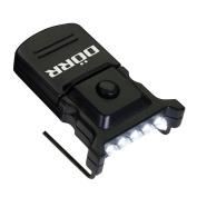 Dorr CL-5 Micro LED Cap Light Fits on Peak